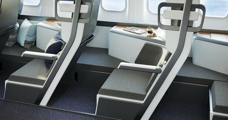 No More Limited Leg Room In Economy Class, Double-Decker Seats On Flights Coming Soon